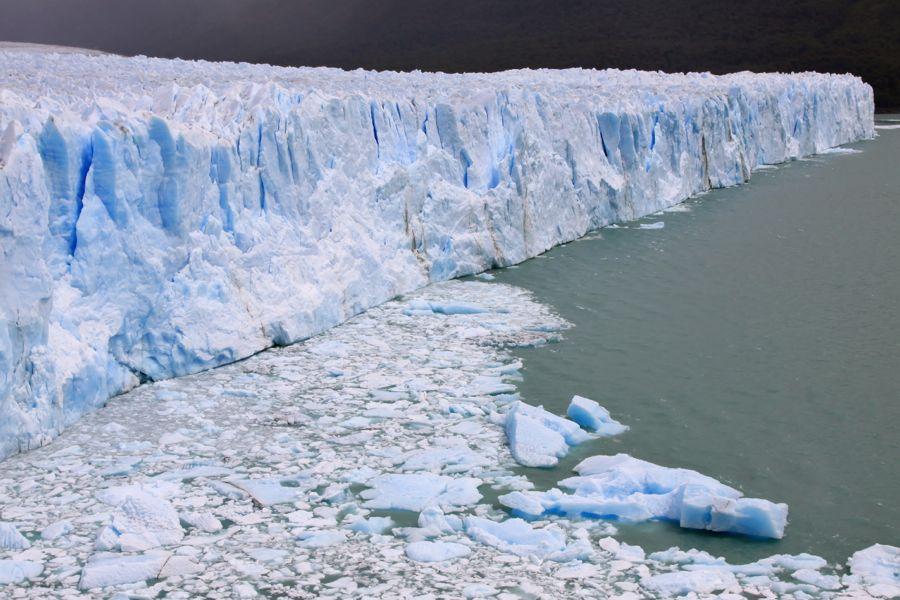 Los Glaciares N.P. in Argentinië