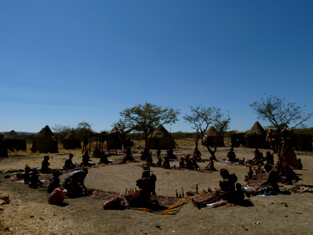 De Himba's