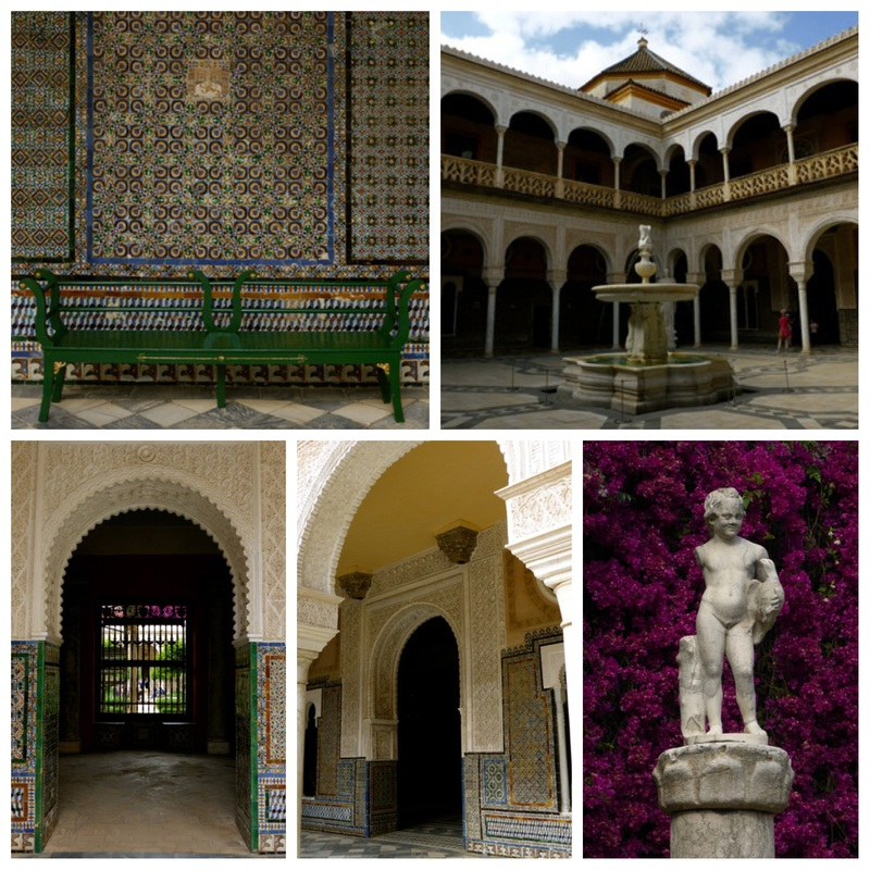 Casa de Pilatos in Sevilla