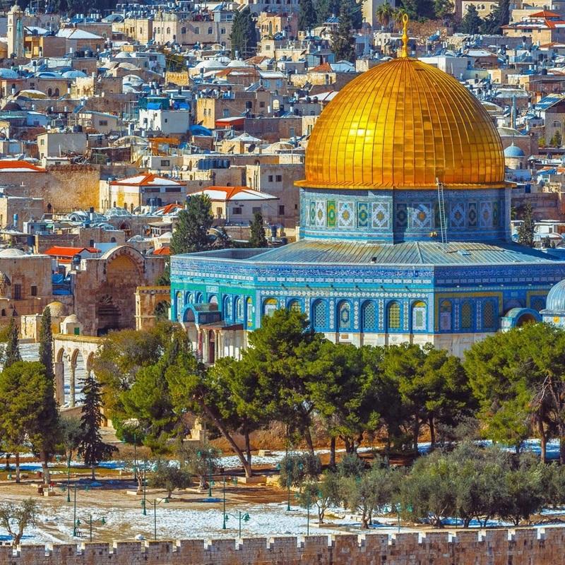 Rondreis Israël bucketlist