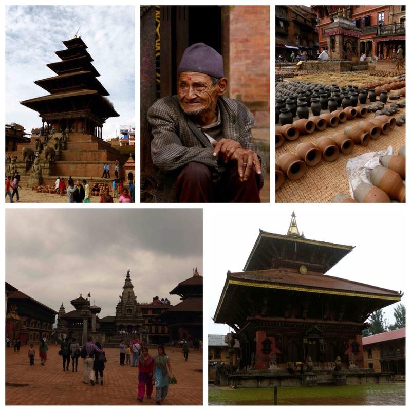 Een bezoek aan Bhaktapur in Nepal