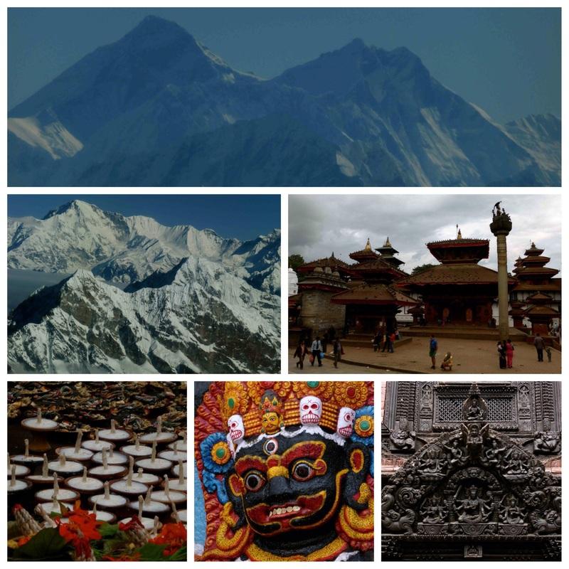 Een bezoek aan Kathmandu en Mountain Flight boven de Mount Everest
