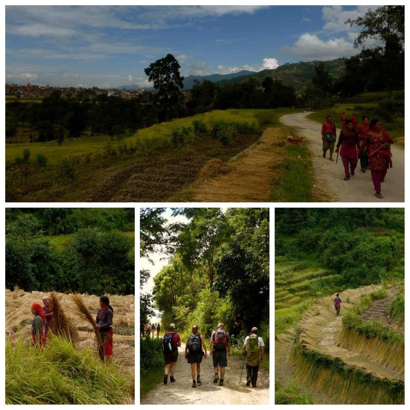 Een bezoek aan Nagarkot en Dhulikel in Nepal