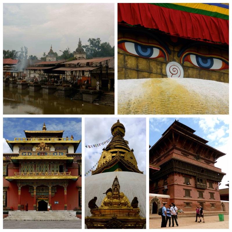 Een bezoek aan Kathmandu en Patan in Nepal