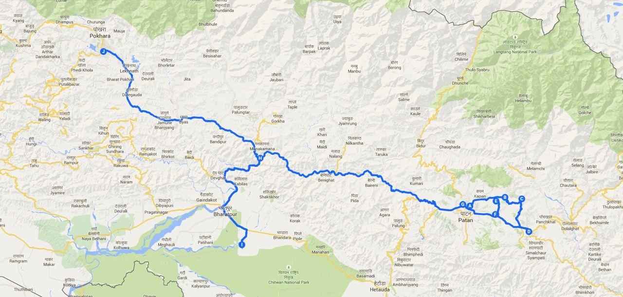 Rondreis door Nepal in 24 dagen