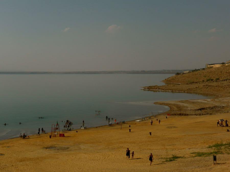 Dode Zee in Jordanië