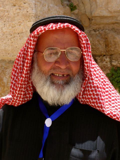 Kasteel in Al-Karak, Jordanië