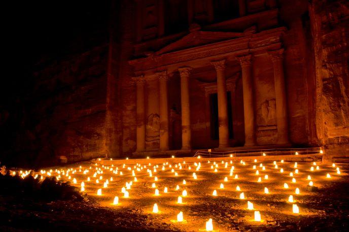 Wereldwonder Petra, Jordanië