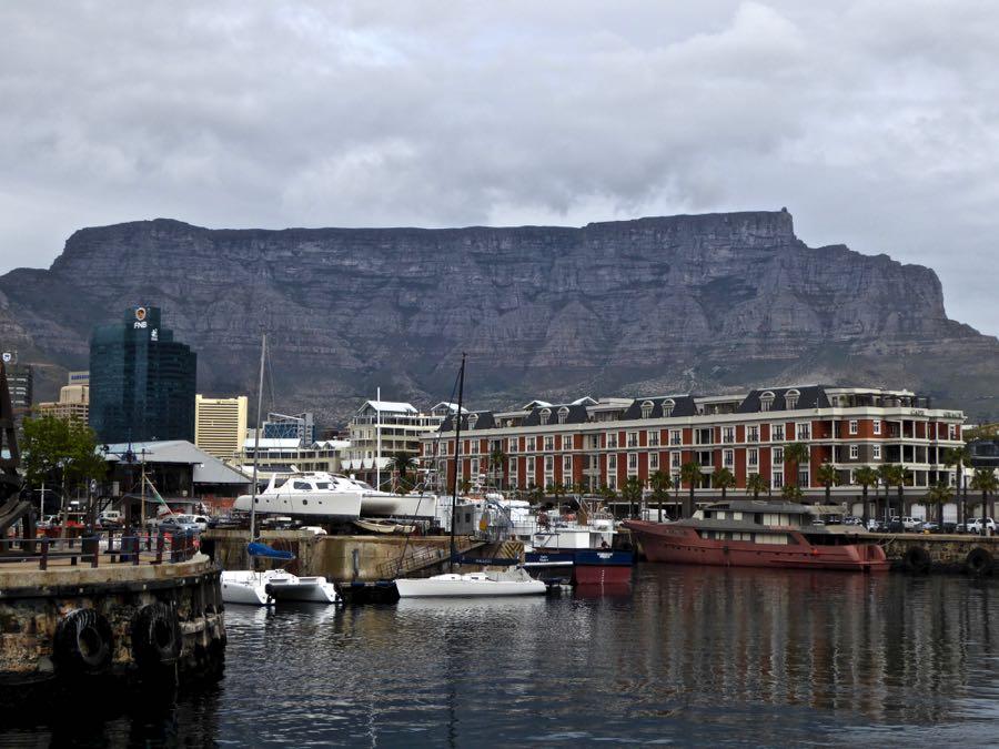 Uitzicht op Tafelberg, Kaapstad